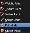 blender tutoriel mode edition